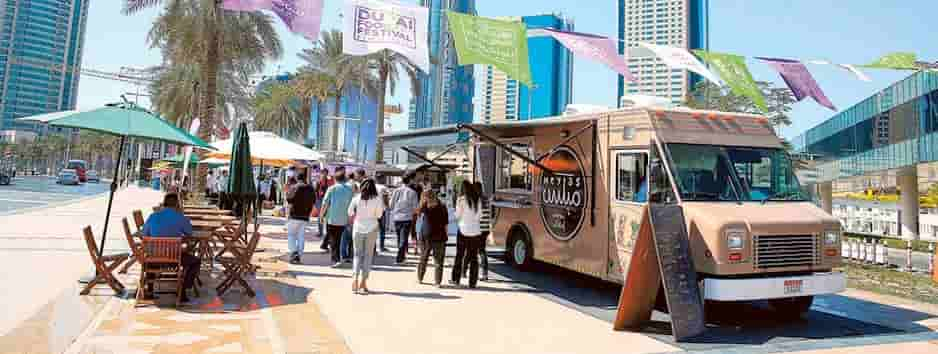 Food Truck License Dubai