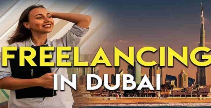 Freelance license in Dubai